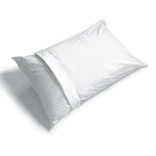 Cotton Pillow Protector (Set of 6) (3 options available)