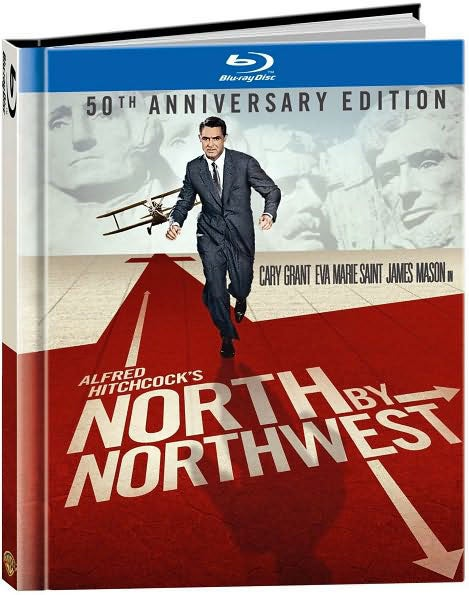 North by Northwest DigiBook (Blu-ray Disc) - Thumbnail 0