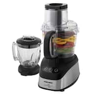 Black & Decker FP2620S Wide Mouth Combo Food Processor and Blender