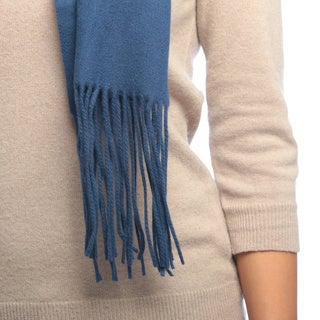 Cashmere Showroom Signature Cashmere Oversized Scarf