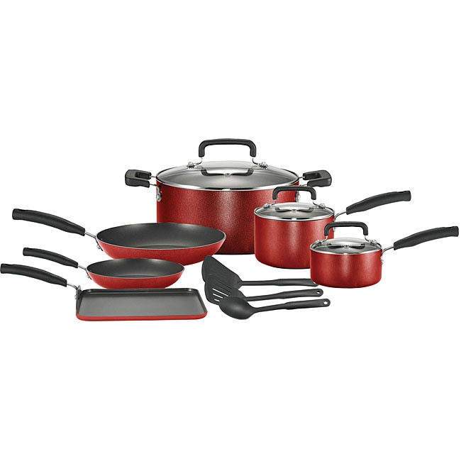 T-Fal Signature Nonstick Cookware Set