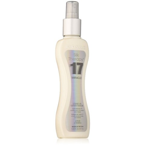 Biosilk Silk Therapy 17 Miracle 5.64-ounce Leave-In Conditioner