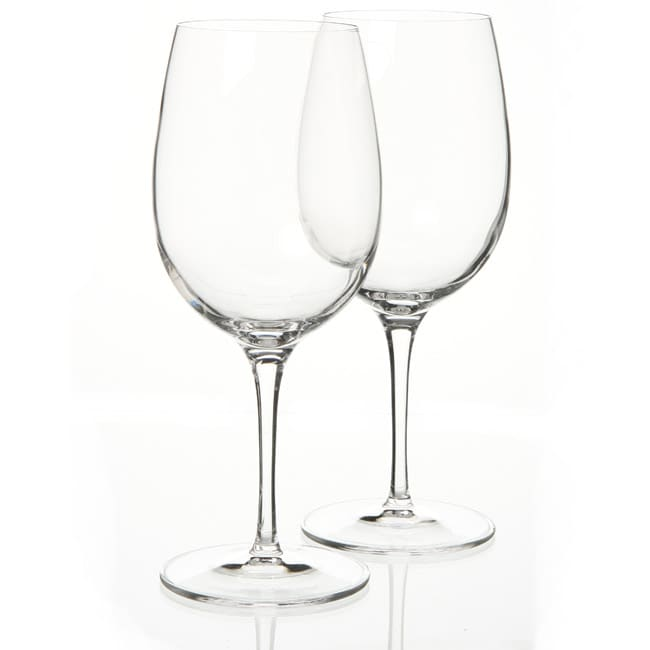 Luigi Bormioli SON.hyx Grandi Vini 20-oz Wine Glasses (Set of 6)