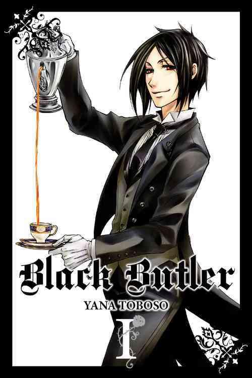 Black Butler 1 (Paperback)