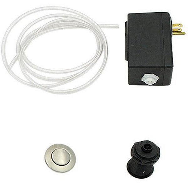 Stainless Steel Garbage Disposer Air Switch Unit