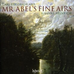 Carl Friedrich Abel - Abel: Mr Abel's Fine Airs