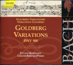 Evgeni Koroliov - Goldberg:Variations Bwv 988