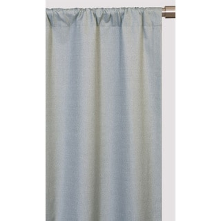 Softline Trilogy Rod Pocket 84-inch Curtain Panel