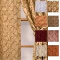 Softline Zanzibar Rod Pocket 108-inch Curtain Panel