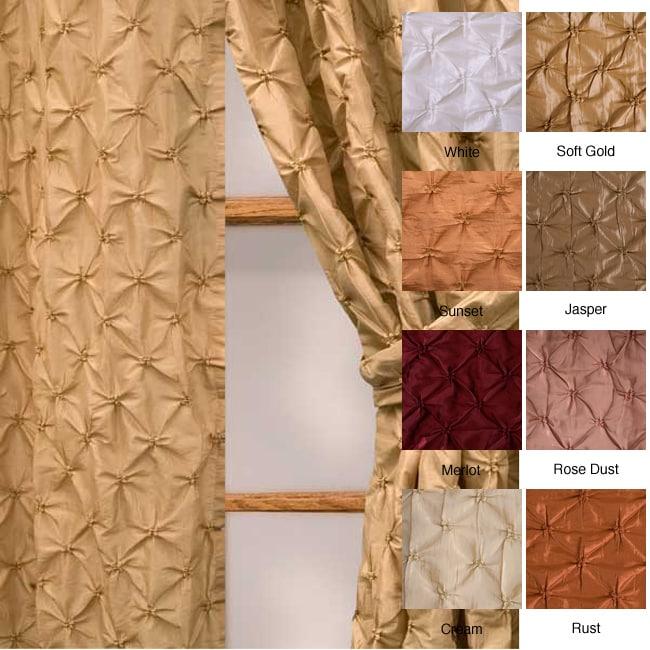 Softline Zanzibar Rod Pocket 120-inch Curtain Panel