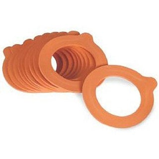 Le Parfait French Glass Canning Jar 85-mm Gaskets (Set of 18)