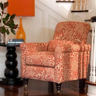 Handy Living Harlow Clay Mango Arm Chair