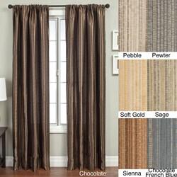 Jaipur Batik Rod Pocket 108-inch Curtain Panel
