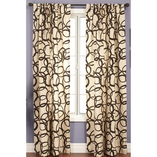 Softline Nirvano Rod Pocket 96-inch Curtain Panel - 55 x 96