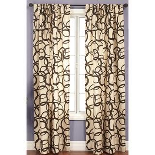 Softline Nirvano 84-inch Rod Pocket Curtain Panel