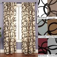 Softline Nirvano Rod Pocket 120-inch Curtain Panel