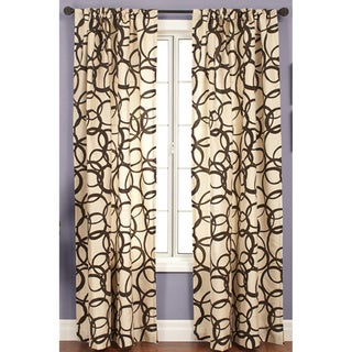Softline Nirvano Rod Pocket 108-inch Curtain Panel