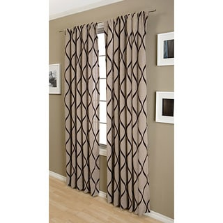 Softline Sahara Rod Pocket 108-inch Curtain Panel