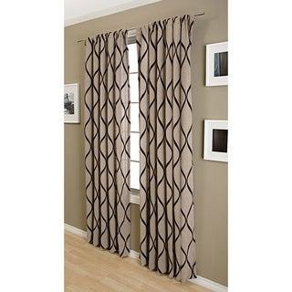 Softline Sahara Rod Pocket 108-inch Curtain Panel