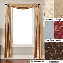 Softline Isis Scroll Window 6-yard Scarf