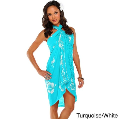 05e22fea70 Buy Cover-Ups & Sarongs Online at Overstock | Our Best Swimwear Deals