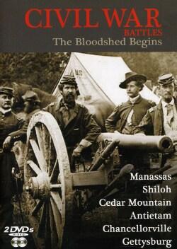 CIVIL WAR: THE BLOODSHED BEGINS
