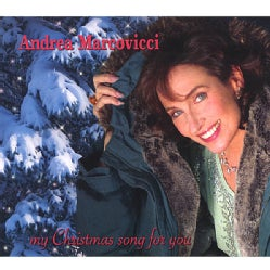 ANDREA MARCOVICCI - MY CHRISTMAS SONG FOR YOU