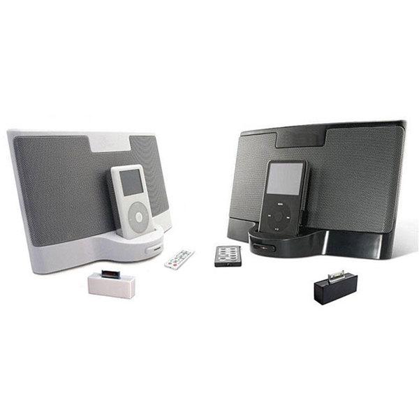 iPod Docking speaker with Ycross iPod charging adapter
