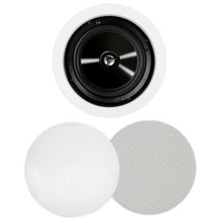 BIC America MSR-PRO6 125 W RMS Speaker - 2-way - 2 Pack - White|https://ak1.ostkcdn.com/images/products/4183920/P12182179.jpg?impolicy=medium