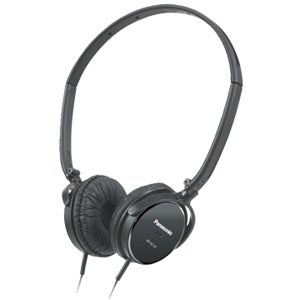 Panasonic RP-HC101 Noise Canceling Headphone