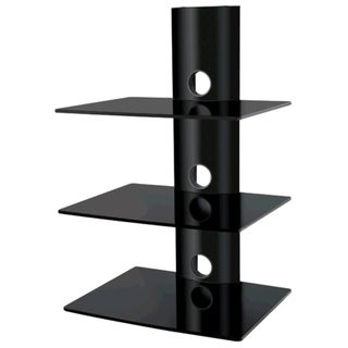 Creative Concepts - Triple Wall-Mount Shelf System