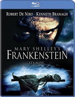 Mary Shelley's Frankenstein (Blu-ray Disc)