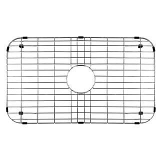VIGO Chrome 26 x 14 1/8 inches Kitchen Sink Bottom Grid