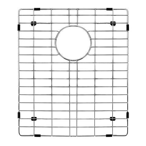 VIGO Chrome 14 1/8 x 16 3/4 inches Kitchen Sink Bottom Grid (As Is Item)