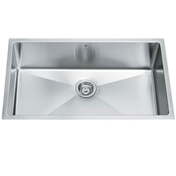 VIGO 32-inch Undermount Stainless Steel 16 Gauge Kitchen Sink