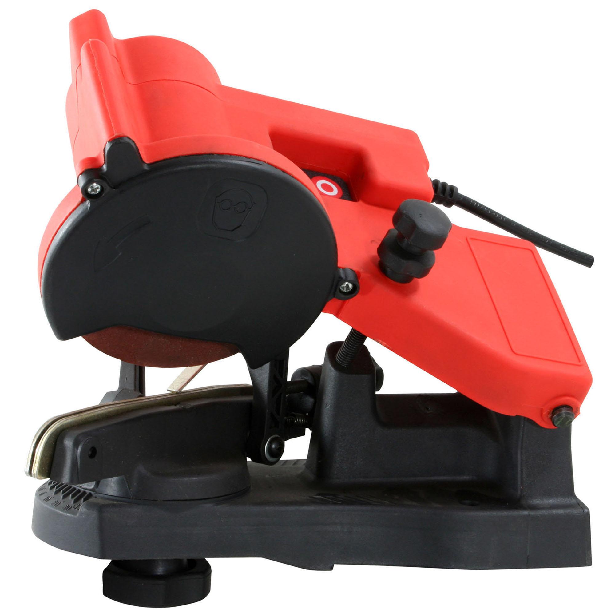 PRO-SERIES Buffalo Tools Electric Chain Saw Sharpener (El...