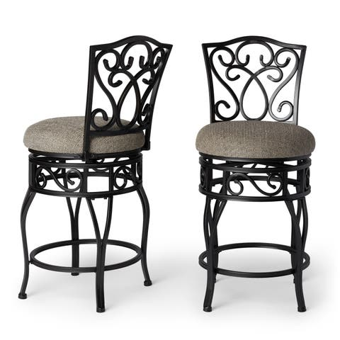 Buy Iron Counter Amp Bar Stools Online At Overstock Our