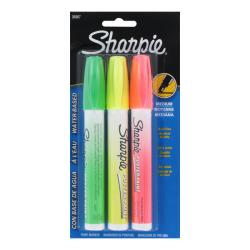 Sharpie Poster-paint Medium Point Markers (Pack of 3)