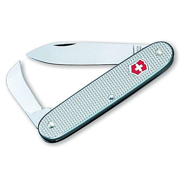 Pioneer Pruner Silver Alox Swiss Army Knife
