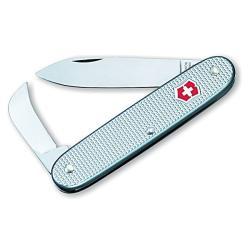 Pioneer Pruner Silver Alox Swiss Army Knife - Thumbnail 0