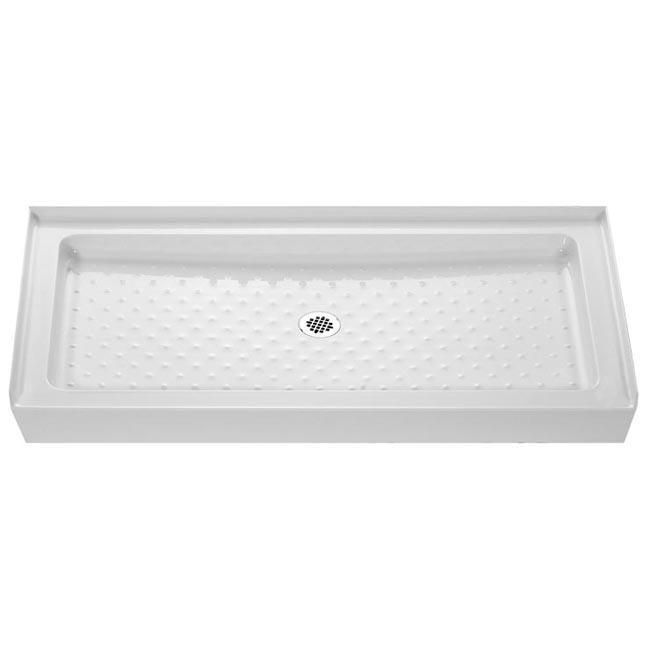 DreamLin Amazon 60x36-inch Tub Replacement Rectangular Shower Tray
