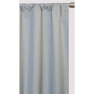 Softline Trilogy Rod Pocket 96-inch Curtain Panel