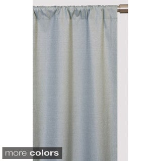 Softline Trilogy Rod Pocket 108-inch Curtain Panel