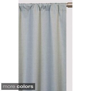 Softline Trilogy Rod Pocket 108-inch Curtain Panel