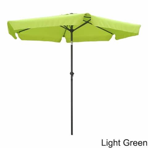 International Caravan St. Kitts 8 ft. Patio Umbrella