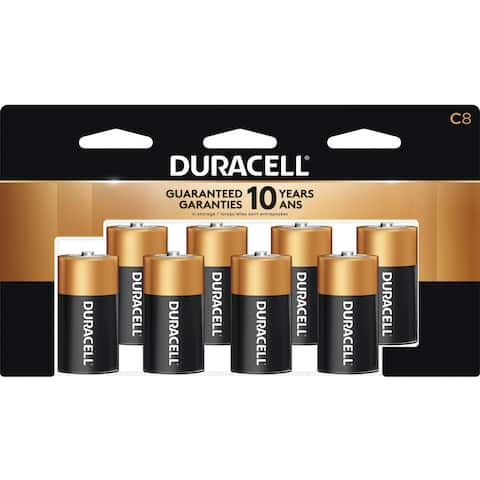 Duracell Coppertop Alkaline C Battery - MN1400
