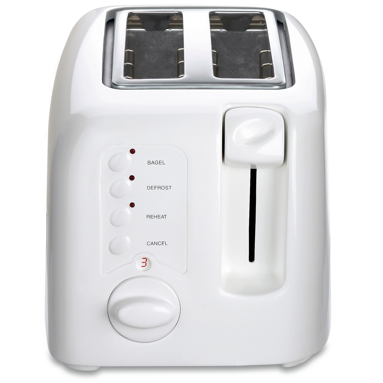Shop Cuisinart Cpt 120 White 2 Slice Compact Toaster Overstock 4216764