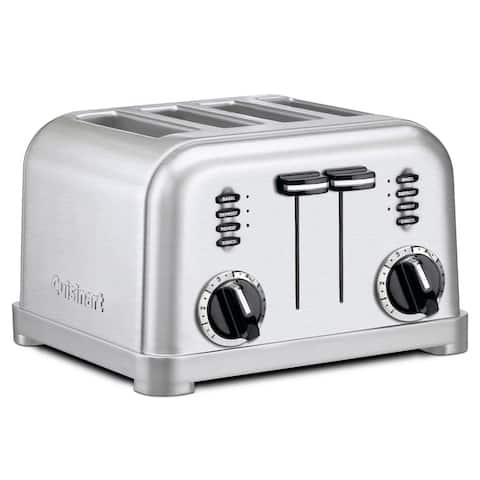 Cuisinart CPT-180 Stainless Steel 4-slice Toaster