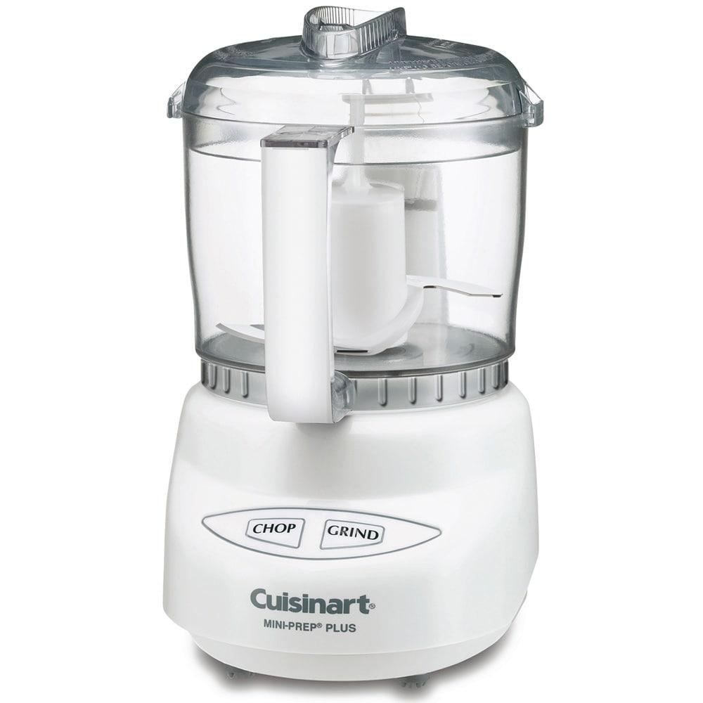Cuisinart DLC-2A White 3-cup Mini Prep Plus Food Processo...