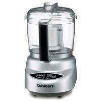 Cuisinart Brushed Chrome Mini-Prep Plus Processor